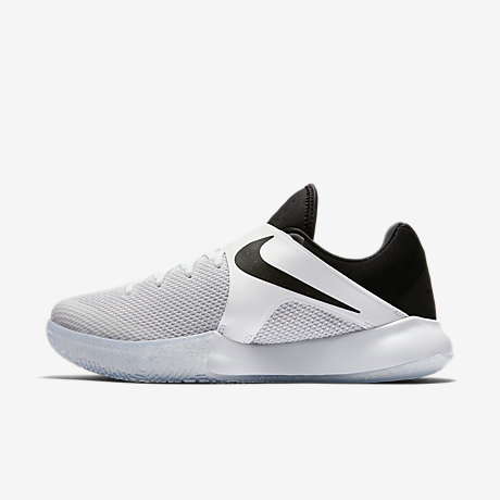 nike basketball shoes 2017 black. nike zoom live 2017 men\u0027s basketball shoe shoes black