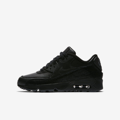 new product ec977 09bcc ... Nike Air Max 90 SE Leather Schuh für ältere Kinder ...