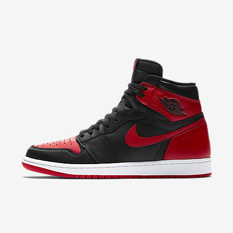 nike air jordan 1 red nz