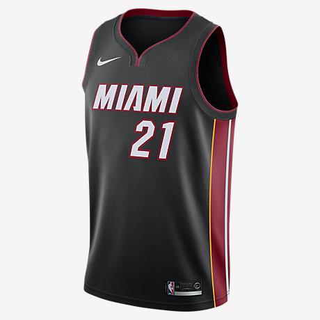 Comprar Camiseta Miami Heat (Hassan Whiteside) en Nike