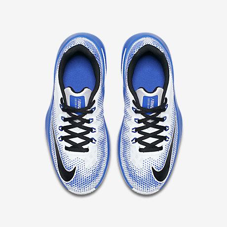 ... nike air max infuriate big kids basketball shoe. nike