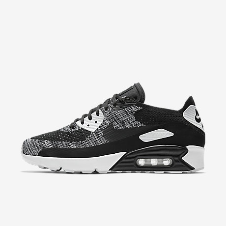 Nike Air Max 90 Leather Big Kids' Shoe. Nike