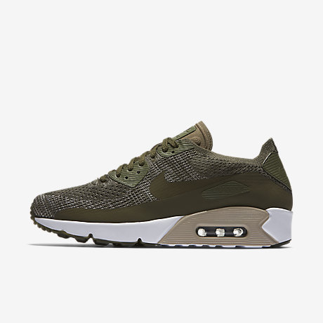 nike air max 90 ultra 2.0 flyknit bianche
