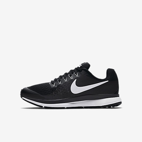 c23d2f17f706 ... Air Zoom Pegasus 34 Black Gary 880555 010 Mens Running Shoes Sneakers  Nike Zoom Pegasus 34 Older Kids Running Shoe ...