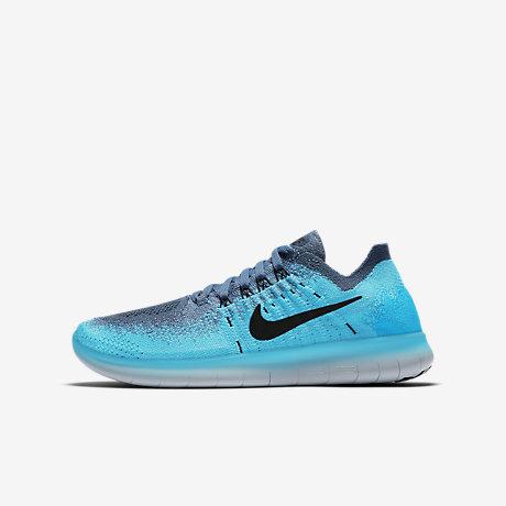 designer fashion e4c06 907d4 Nike.com; Nike Free RN Flyknit 2017 Older Kids' Running Shoe