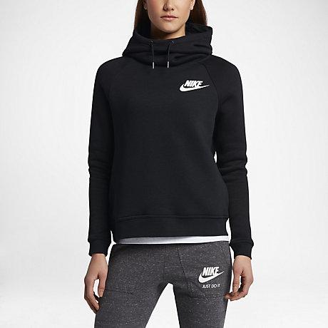 Nike Sportswear Rally Funnel Neck Women\u0027s Sweatshirt