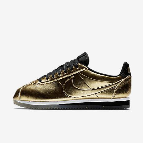 chaussures nike cortez cuir