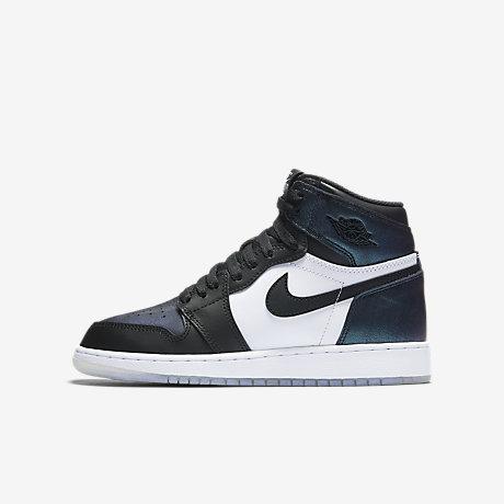 a83890d93ef30 ... calzado para niños talla grande air jordan 1 retro high og