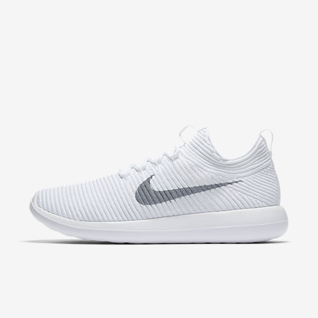 Nike Roshe Run Flyknit Sail White String Hers trainers