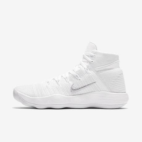 nike react hyperdunk 2017 flyknit basketball shoe