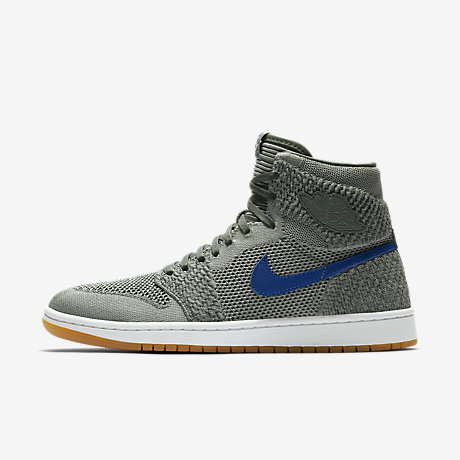 Air Jordan 1 Retro High Flyknit Men's Shoe