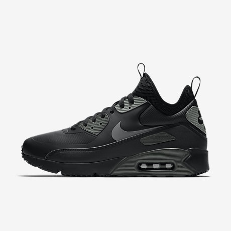 grey black womens nike air max 90 ultra shoes. Black Bedroom Furniture Sets. Home Design Ideas