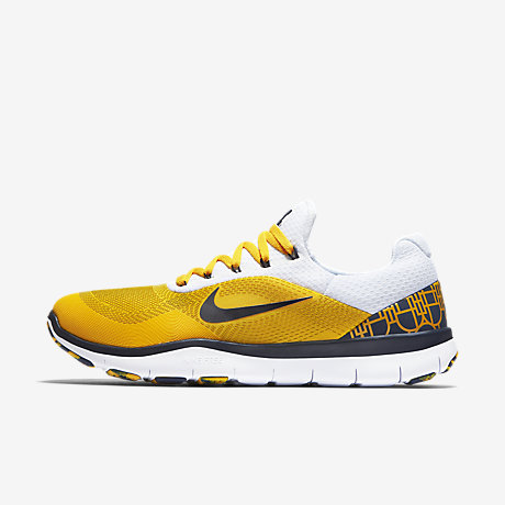 ... nike free trainer v7 week zero michigan training shoe