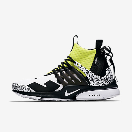 buy popular f3dac 1c336 ... where to buy nike air presto mid sp x acronym mens shoe a9ed8 4c173