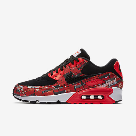Nike Air Max 90 Print Men's Shoe
