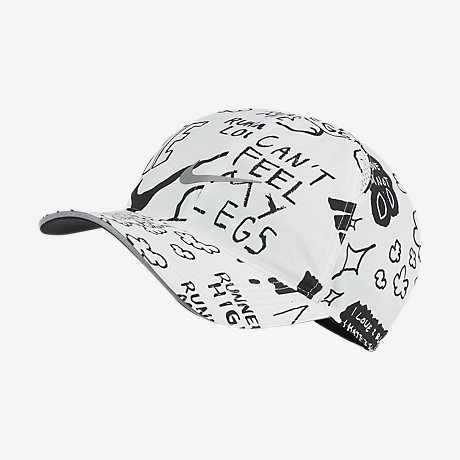 786491a2e75 Nike Featherlight Nathan Bell Graphic Running Cap. Nike.com VN