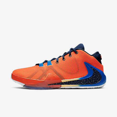 plus de photos c0e3a 3888e Chaussure de basketball Zoom Freak 1