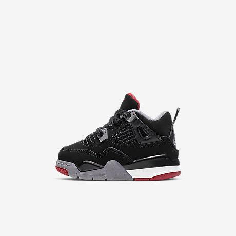 863c7e0be Air Jordan 4 Retro Baby   Toddler Shoe. Nike.com NZ