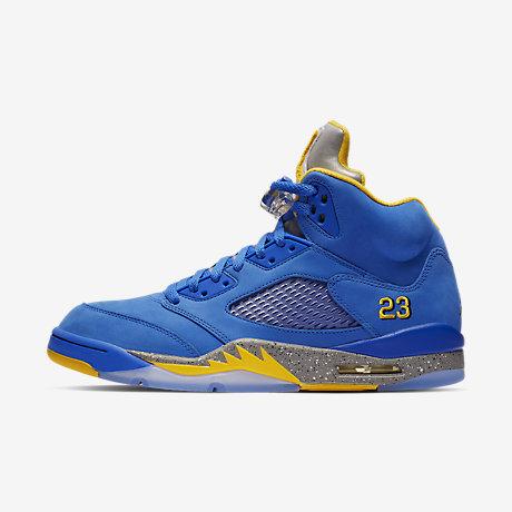 best sneakers f5305 8deec Calzado para hombre Air Jordan 5 Laney JSP