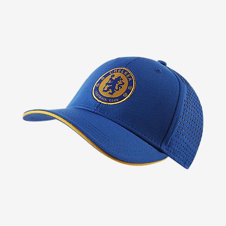 Chelsea FC Mesh Sports Adjustable Hat