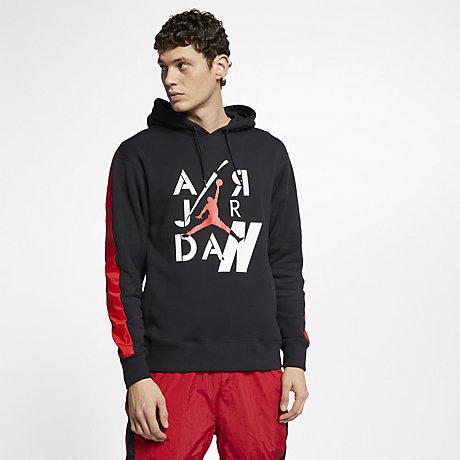 29b97c51fef2 Jordan Legacy AJ4 Men s Fleece Pullover Hoodie. Nike.com MY