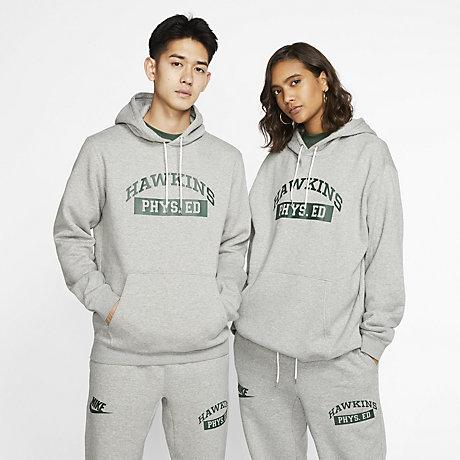 vasta selezione autentico godere del prezzo di liquidazione Felpa Club con cappuccio Nike x Stranger Things - Uomo