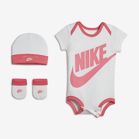Nike Futura Three-Piece Baby & Toddler Girls' Set