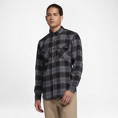 Hurley Dri-FIT Cora Men's Long Sleeve Shirt. Nike.com