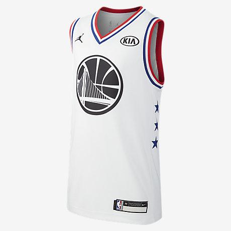 c9e4a5e25 Stephen Curry All-Star (Golden State Warriors). Older Kids  Jordan NBA  Jersey