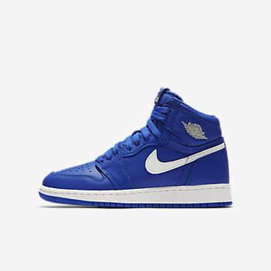 Купить Кроссовки для школьников Air Jordan 1 Retro High OG