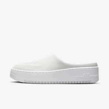 Купить Женская обувь Nike AF1 Lover XX Белый/Светло-серебристый Артикул: AO1523-100