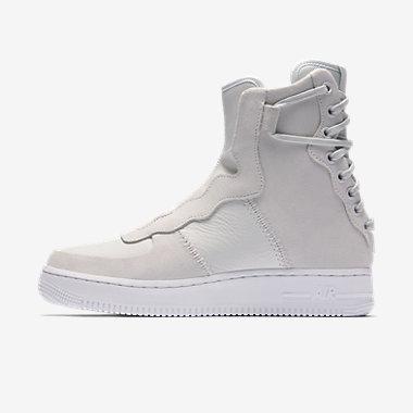 Купить Женские кроссовки Nike AF1 Rebel XX, Светло-синий/Светло-синий, 21833098, 12292531