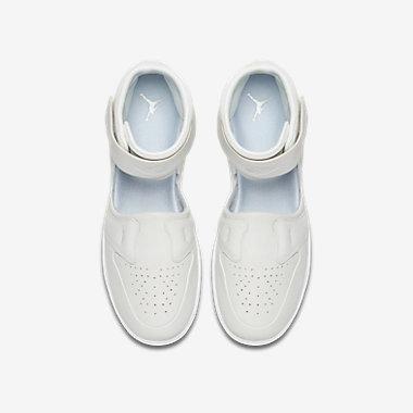 Купить Женская обувь Jordan AJ1 Lover XX, Белый/Белый, Артикул: AO1528-100