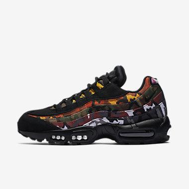 Купить Мужские кроссовки Nike Air Max 95 OG MC SP, Черный/Мультиколор, Артикул: AR4473-001