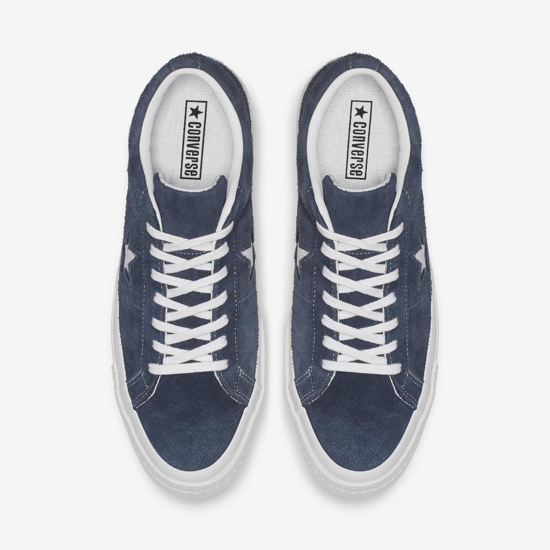 converse one star premium suede sneaker