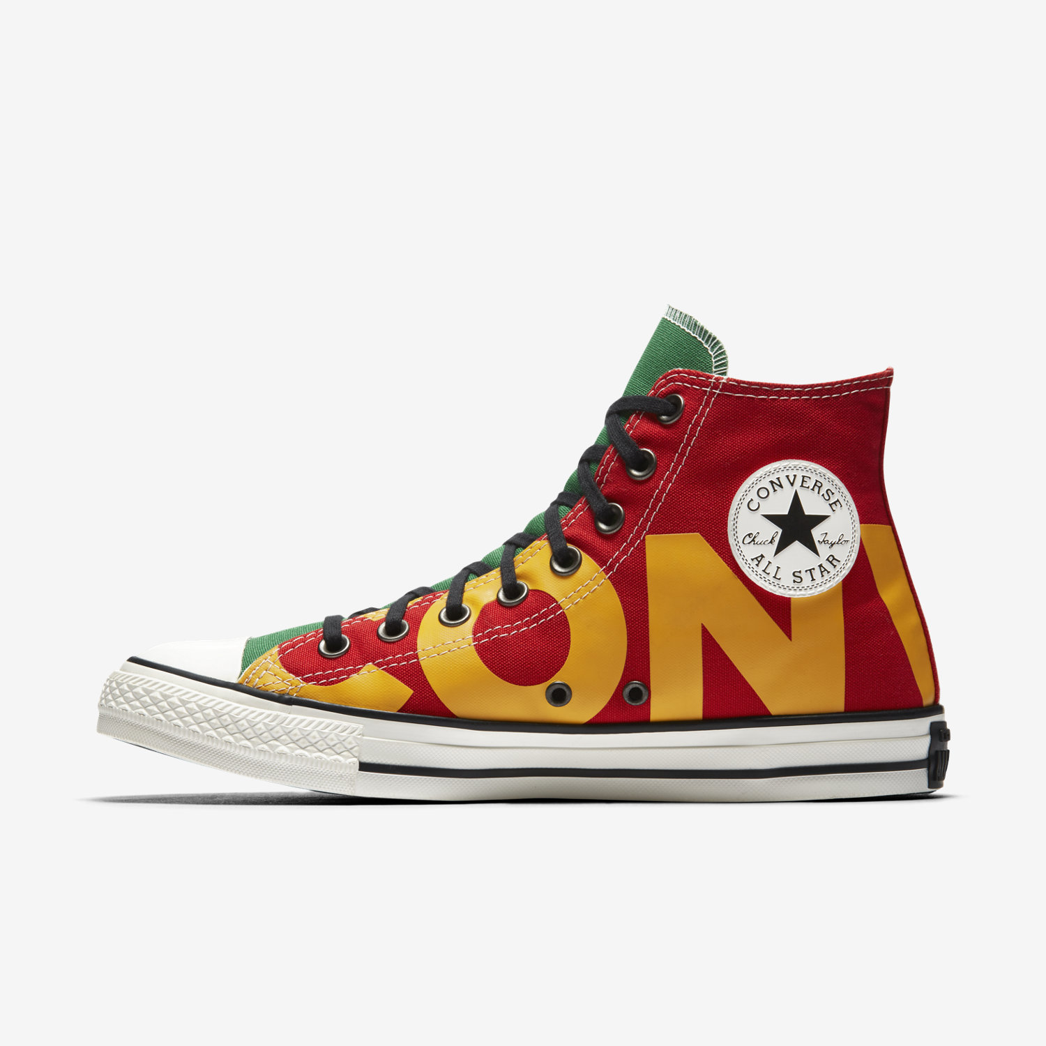 Converse chuck taylor all star wordmark high top mens shoe nike nvjuhfo Image collections