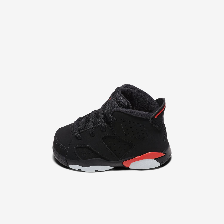 606db1daba0c1 Air Jordan Retro 6 Baby   Toddler Shoe (1.5–9.5). Nike.com SG