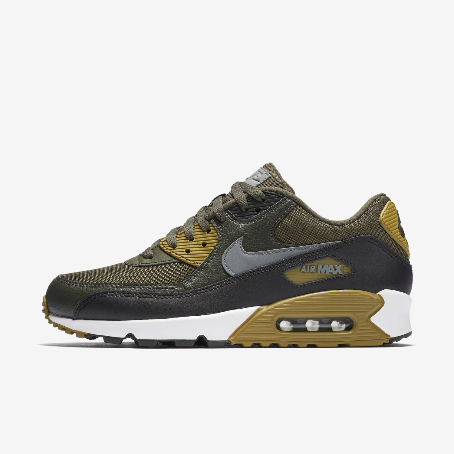 nike air max 90 schwarz wei stitching. Black Bedroom Furniture Sets. Home Design Ideas