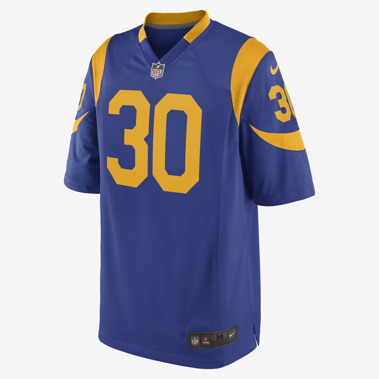 Football Rams Los Jersey Angeles