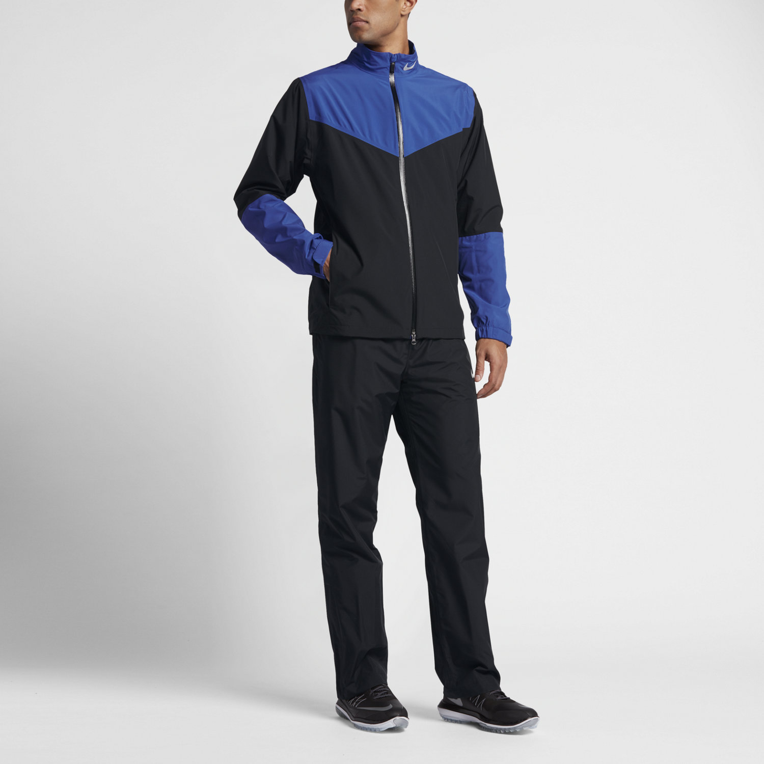 Nike HyperShield Men's Golf Rain Suit. Nike.com