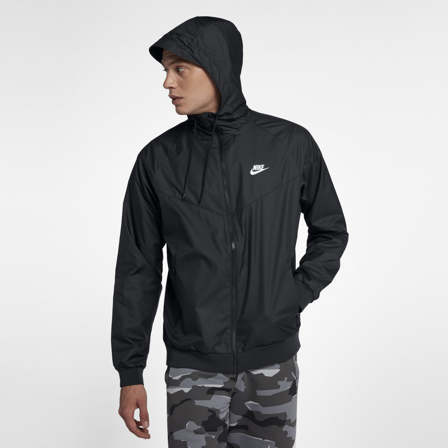 Nike Windrunner Men's Jacket. Nike.com SG