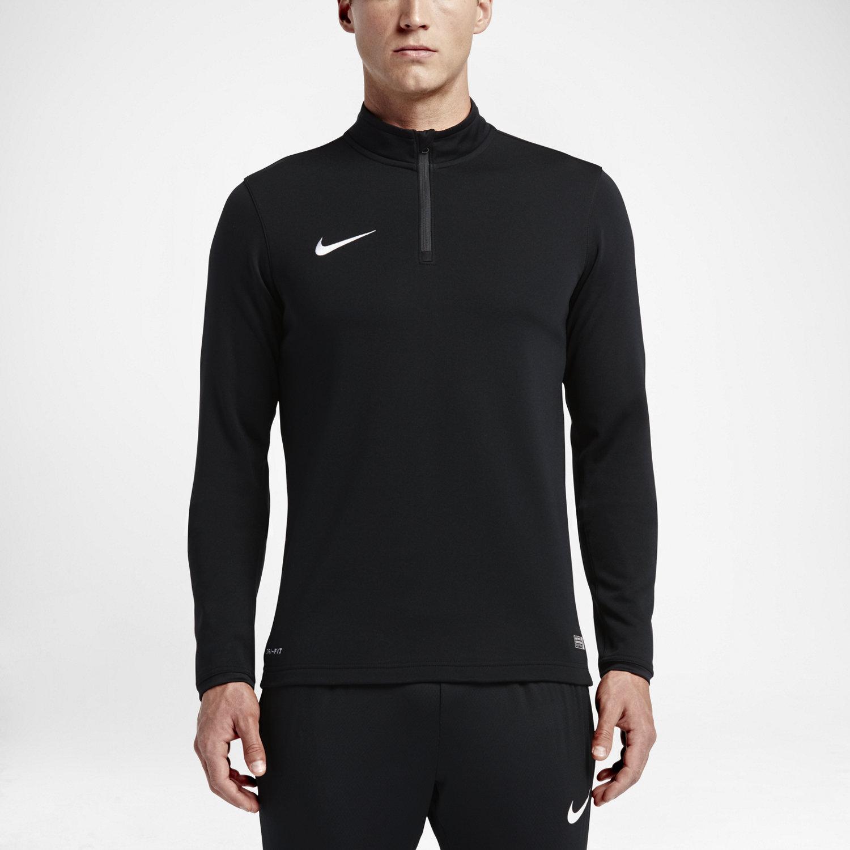 Nike jacket academy - Nike Dry Academy Men S 1 4 Zip Long Sleeve Football Drill Top Nike Com Uk