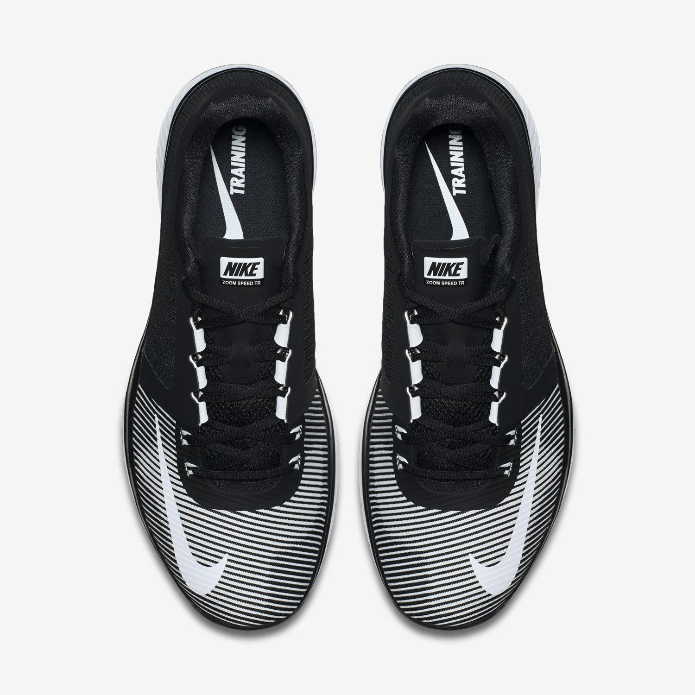 Nike Zoom Speed Tr Mens Shoes Gym Red White Black