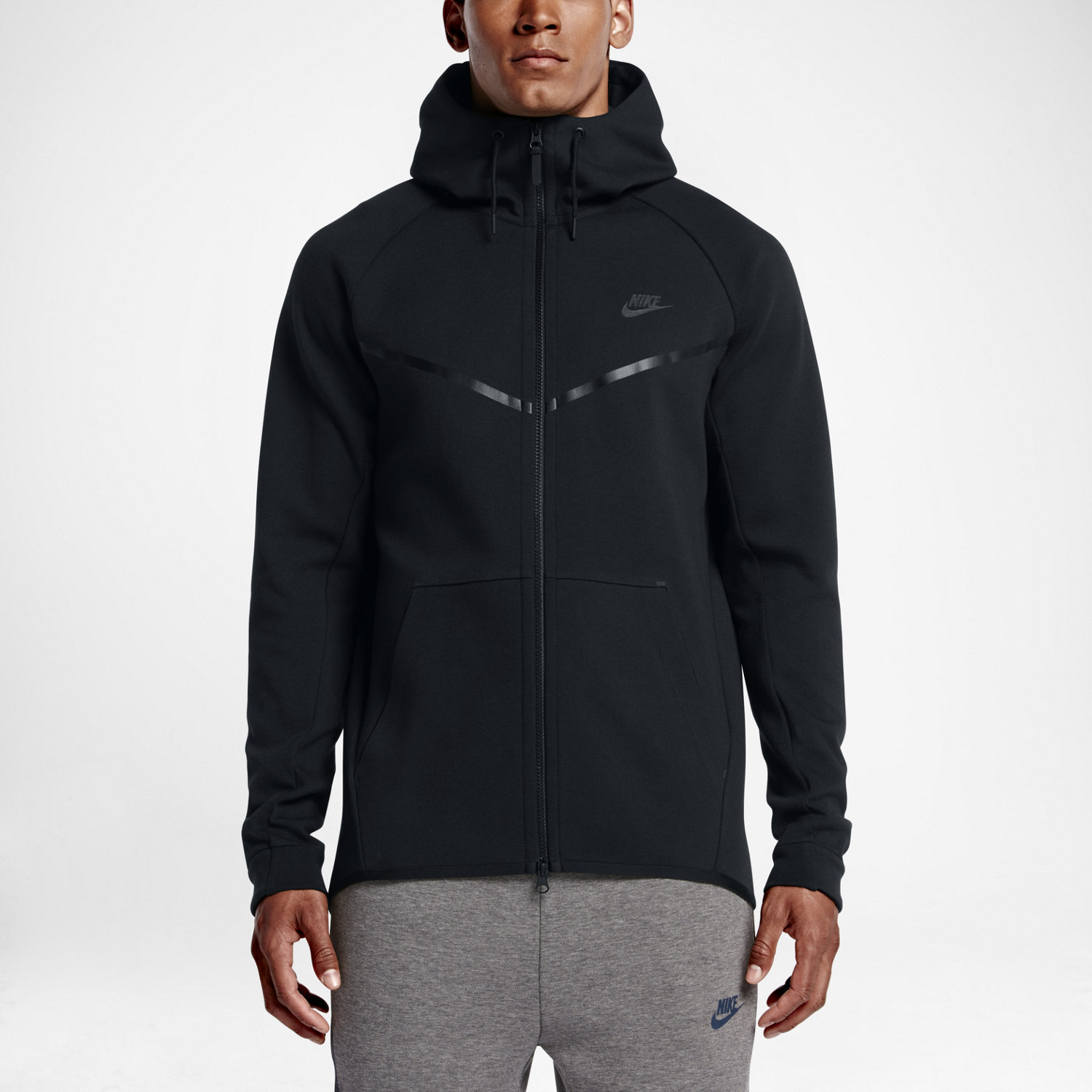 Nike Sportswear Tech Fleece Windrunner Men's Full-Zip Hoodie. Nike ...