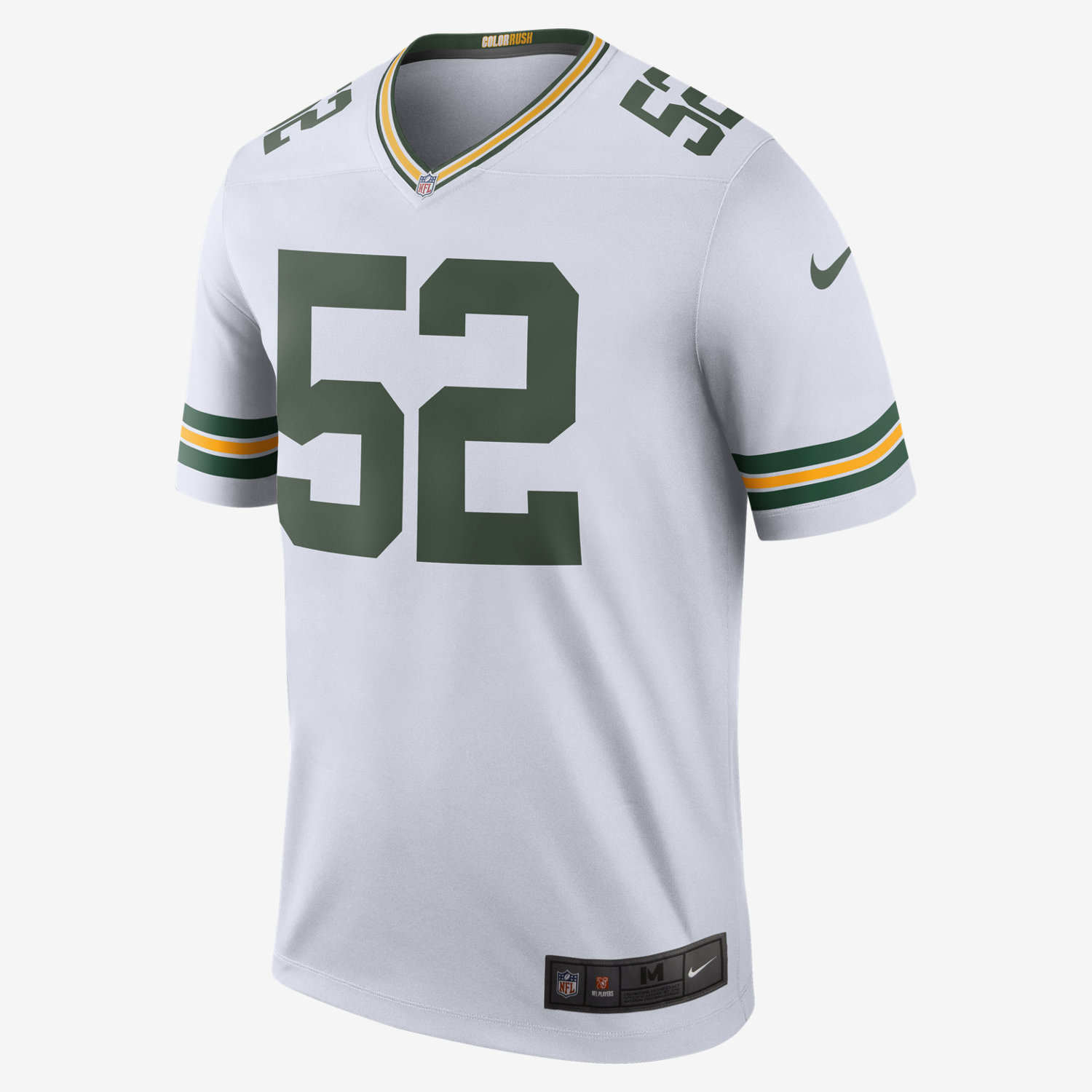 89078fdc ... discount nfl green bay packers color rush legend clay matthews mens  football jersey. nike elite ...