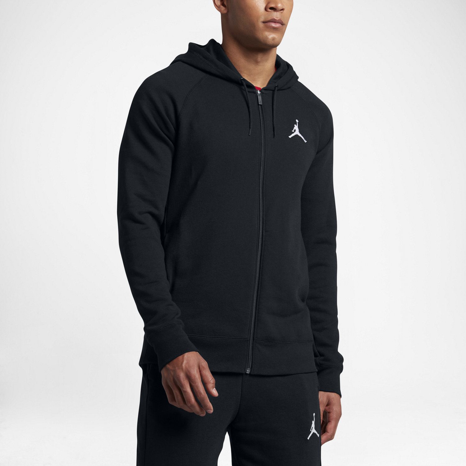 Jordan Flight Men's Full-Zip Hoodie. Nike.com