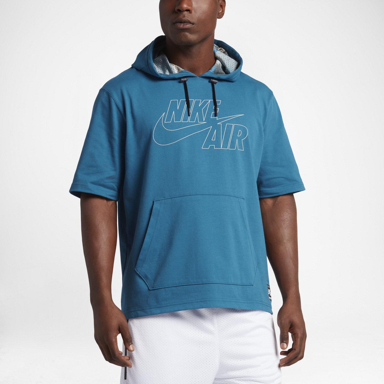 Nike Air Men's Short Sleeve Hoodie. Nike.com