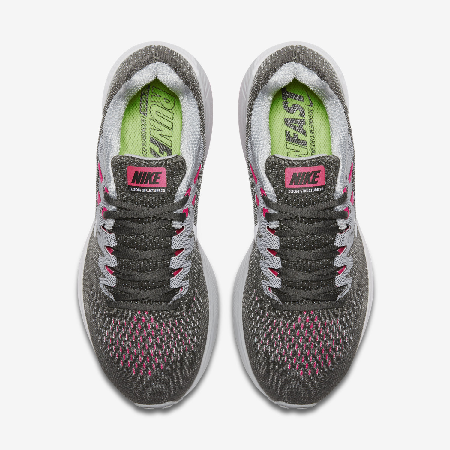 ... nike air zoom structure 20 womens running shoe. nike sg