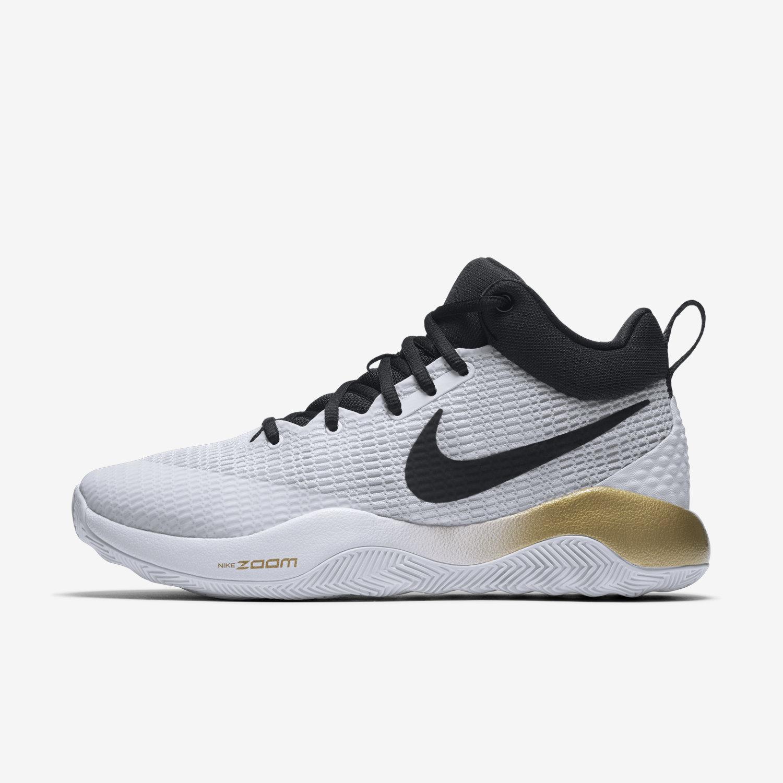 en soldes f91c5 4f2ec Basketball Zoom Chaussure Rev Pour De Nike 2017 HommeMa ...