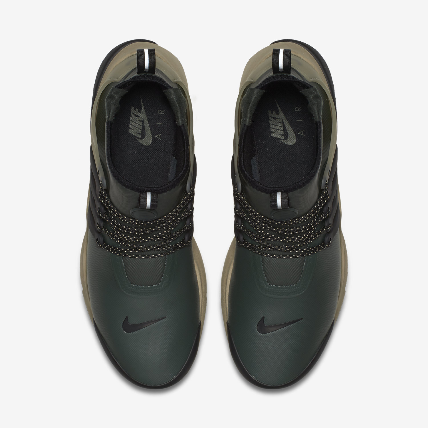 144aab6054 Nike Air Presto Mid Utility Grove Green Black-Khaki 859524-300. November 3